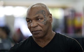 Picture look, tattoo, actor, boxer, Mike Tyson, Mike Tyson, Michael Gerard Tyson