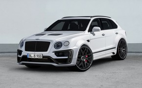 Picture Bentley, Tuning, Lumma Design, Body Kit, Bentayga, CLR B900