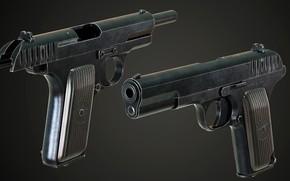 Picture Self-loading pistol, TT-33, Tokarev