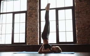 Picture pose, workout, yoga