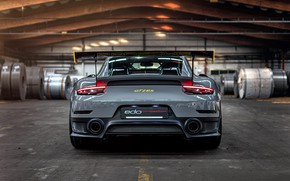 Picture 911, Porsche, rear view, GT2 RS, 991, Edo Competition, 2020