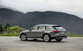 Picture Audi, universal, the five-door, 2019, A4 Allroad Quattro