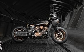 Picture Custom, Motorbike, Bobber