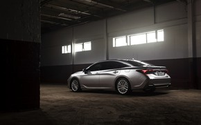 Picture light, Windows, Toyota, 2018, Avalon, Limited Hybrid