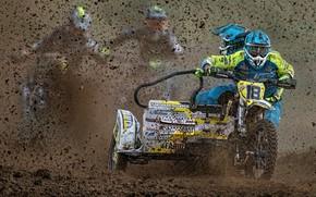 Picture race, dirt, Motocykl, FIM Sidecar Motocross World Championship 2019 Gooi