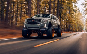 Picture Cadillac, Escalade, tuning, tuning auto, Cadillac Escalade, A Cadillac