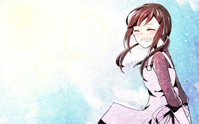 """Picture girl, point, anime, Kagerou Project, The project """"hot Fog"""""""