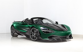 Picture McLaren, supercar, Spider, Ball Wed, Fury, 2020, 720S