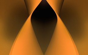 Picture wave, light, line