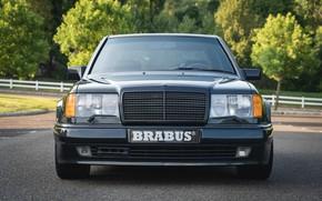 Picture BRABUS, E50, W124, 500E, Mercedec - Benz