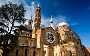 Picture Italy, Padova, Cathedral Of St. Anthony
