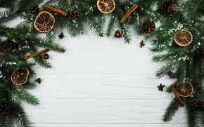 Picture tree, New Year, Christmas, Christmas, wood, New Year, decoration, Merry, fir tree, fir-tree branches