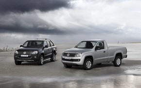 Picture shore, Volkswagen, 2012, 2010, Amarok, Double Cab, Single Cab, pickups