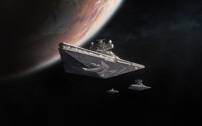 Picture Space, Star Wars, Empire, Space, Spaceships, Spaceship, Star Destroyer, Fiction, Weapons, Science Fiction, Imperial Star …