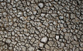 Picture surface, cracked, earth, drought, land, drought, surface, cracks