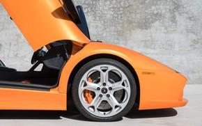 Picture Orange, Supercar, Wheels, Italian Cars, Lamborghini Murcielago Roadster