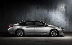 Picture profile, Toyota, 2018, Avalon, Limited Hybrid