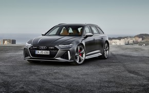Picture Audi, Before, RS6, RS 6, 2019