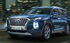 Picture Hyundai, 2019, Palisade