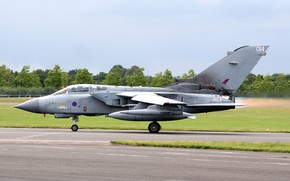 Picture The fast and the furious, The rise, Fighter-bomber, RAF, Tornado, Panavia Tornado, Panavia Tornado GR4