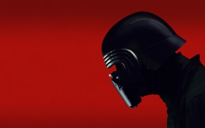 Picture Star Wars, Sword, Fantasy, Art, Lightsaber, Sith, Mask, Characters, Kylo Ren, by Jeremy Stone, Jeremy …