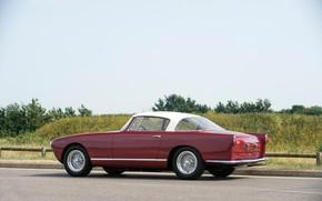 Picture Ferrari, Red, Car, Coupe, Old, Sport, Ferrari 250 GT, PF, Boano Coupe Competition