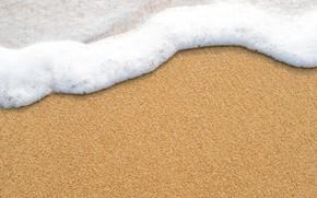 Picture sand, sea, wave, beach, summer, summer, beach, sea, blue, sand, wave