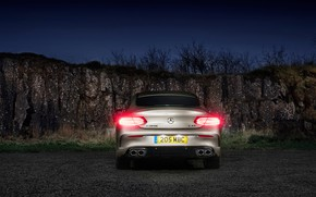 Picture Mercedes-Benz, AMG, Coupe, 2018, 4MATIC, C43