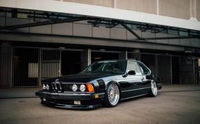 Picture BMW, 635CSi, E24, 6-Series
