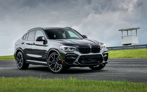 Picture BMW, crossover, Competition, X4 M, 2020