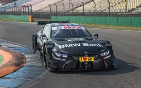 Picture BMW, The hood, Lights, DTM, 2017, Silhouette prototype, BMW M4 DTM (F82)