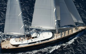 Picture Sea, Yacht, BURRASCA, Sailing yacht