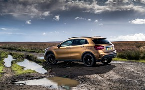 Picture Mercedes-Benz, GLA, 4MATIC, 220d, 2017, AMG Line