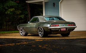 Picture Camaro, Car, Classic, Muscle car, Pro Touring