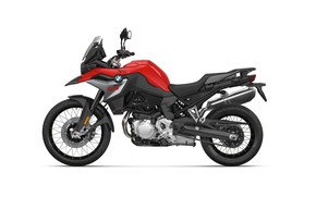 Picture BMW, white background, 2020, F 850 GS