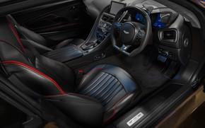 Picture Aston Martin, DBS, Superleggera, salon, 2019, OHMSS, OHMSS Edition