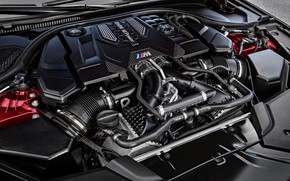 Picture engine, BMW, 2017, M5, F90, M5 First Edition