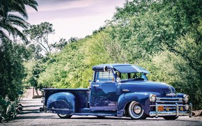 Picture Chevrolet, Classic, Truck, 3100