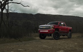 Picture Chevrolet, Truck, for, 2500, Gear, Graves, Shot