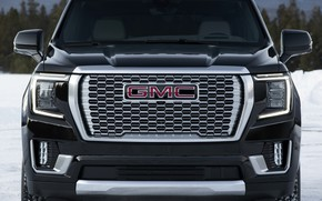 Picture GMC, SUV, Denali, Yukon, 2020, snout