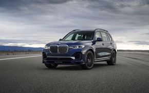 Picture BMW, crossover, SUV, Alpina, 2020, BMW X7, X7, G07, full-size, XB7
