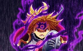 Picture guy, The seven deadly sins, Melides, Nanatsu No Taizai
