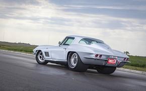 Picture Corvette, Chevrolet, Race, Vehicle, Stingray C2