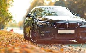 "Picture BMW, sedan, 5 series, F10, 5 Series, the sixth generation of the BMW ""fifth"" series"