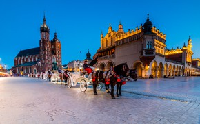 Picture area, Poland, Krakow