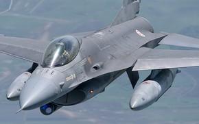 Picture Fighter, F-16, Pilot, F-16 Fighting Falcon, Cockpit, The BBC Romania, PTB