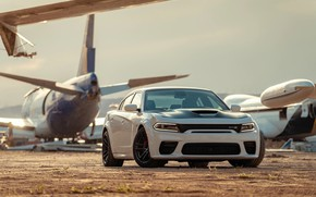 Picture Dodge, Charger, SRT, Widebody