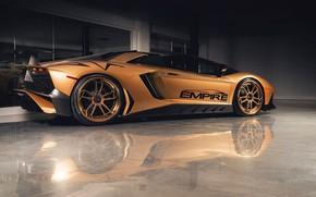 Picture Lamborghini, Tuning, Lamborghini Aventador, Aventador SV, LP750-4 SV, Autos Empire, Lamborghini Aventador LP750-4 SV Roadster