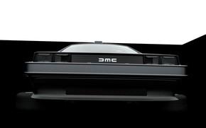 Picture Car, DeLorean DMC-12, Art, DeLorean, DMC-12, Elt Fitzgerald, by Elt Fitzgerald