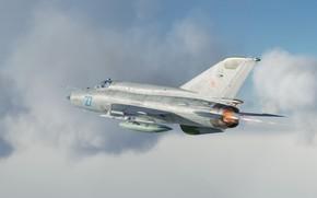 Picture THE SOVIET AIR FORCE, OKB MiG, MiG-21bis, Frontline fighter
